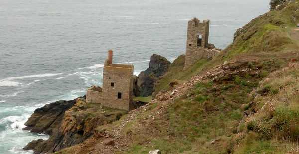 Cornish Tin Mining